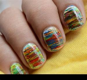 cute nail designs for short nails easy to do at home With easy at home nail designs for short nails