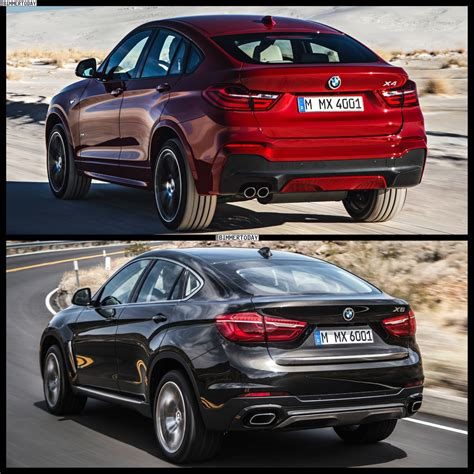 Bmw X4 Vs Bmw X6  What's The Right Choice For You?