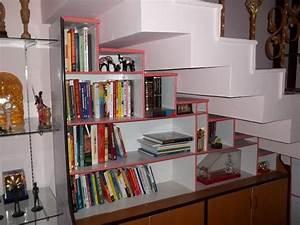 Bibliothèque Escalier Ikea : 1001 id es biblioth que escalier des marches et des livres pour s 39 lever ~ Teatrodelosmanantiales.com Idées de Décoration