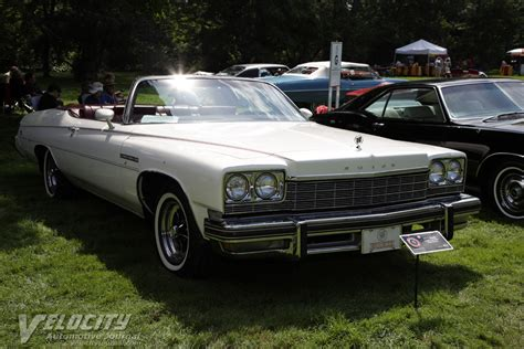 1975 buick lesabre convertible pictures