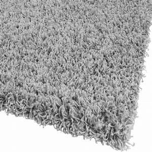 Läufer Flur Grau : bettumrandung l ufer shaggy hochflor langflor teppich in grau l uferset 3tlg wohn und ~ Whattoseeinmadrid.com Haus und Dekorationen