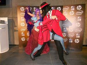 Morgana, Evelynn and Twisted fate Tango Cosplay by ...