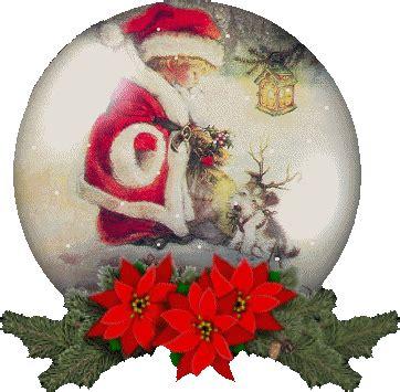 Babbo Natale Gif Animata E Glitterata Immagini Natalizie