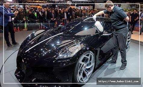 Ronaldo dünyanın en pahalı otomobili La Voiture Noire'i ...