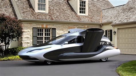 The Flying Car Is On Its Way Tfx Mygreenfuture