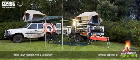 expedition camping trailers vehicle outfitters