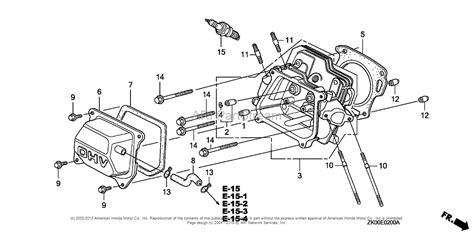 Honda Engines Engine Jpn Vin Gcae