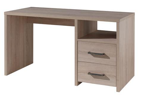 bureau en bois bureau bois ch 234 ne clair cus lestendances fr