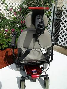 Jazzy Select Power Chair - Attendant Control