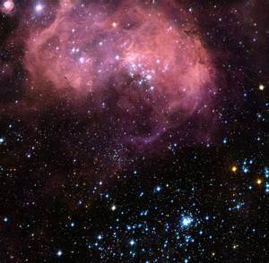 Why is this nebula so shocking pink? | Astronotes