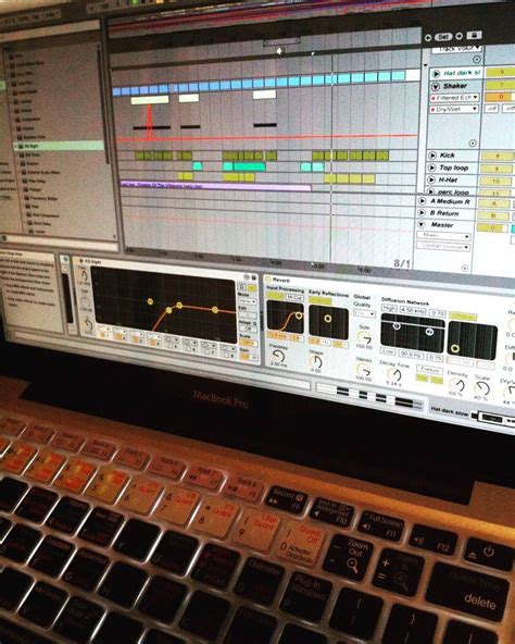 You can start by making music yourself, creating a music studio where you can make music (like a home studio). 10 Ableton Live tips to start music production - GlobalDjsGuide
