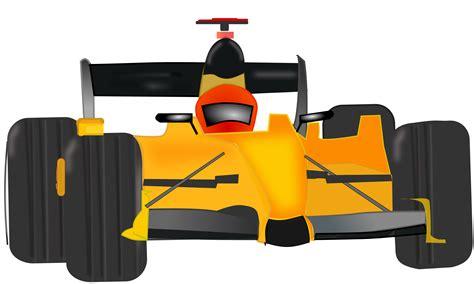 Clipart Racecar
