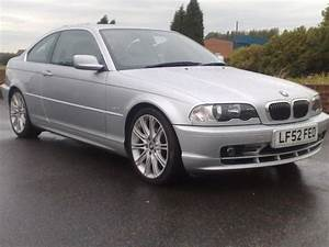 Bmw Serie 3 2002 : used bmw 3 series 2002 petrol 320 ci 2dr coupe silver manual for sale in stoke on trent uk ~ Medecine-chirurgie-esthetiques.com Avis de Voitures
