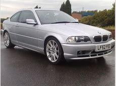 Used Bmw 3 Series 2002 for Sale UK Autopazar