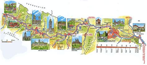 prehled rakouske casti http www bayernbike de touren