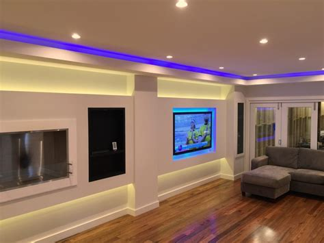 Led Living Room Lighting  Lighting Ideas
