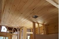 tongue and groove ceiling Instructions for Installing a Tongue and Groove Ceiling ...