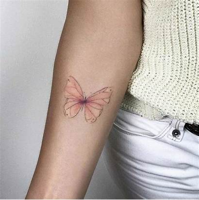 Tattoos Tattoo Butterfly Girly Gorgeous Minimalist Unique