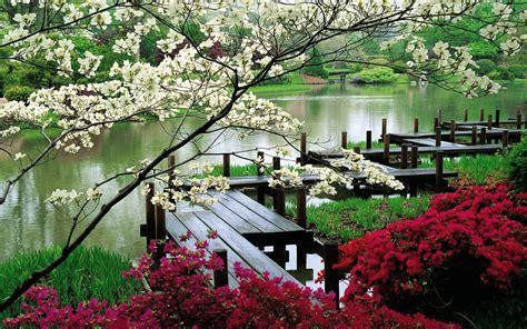 12 Beautiful Garden Hd Wallpapers For Desktop