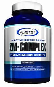 Gaspari Nutrition Zm-complex - 90 Caps