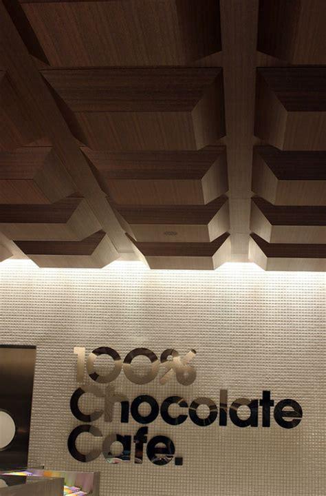 » 100% Chocolate Cafe by Wonderwall, Tokyo