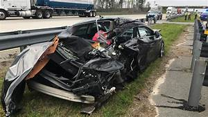 High-speed car chase ends in crash on I-75   WGXA