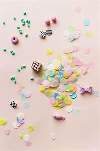 Konfetti Bombe Selber Bauen diy konfetti shooter konfetti