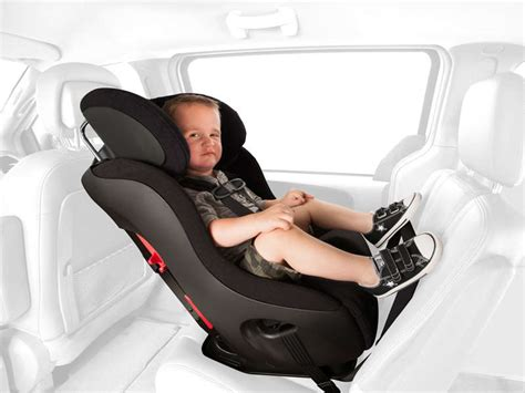 How And Why Rear-facing Kids Until Age 4 Works Fine