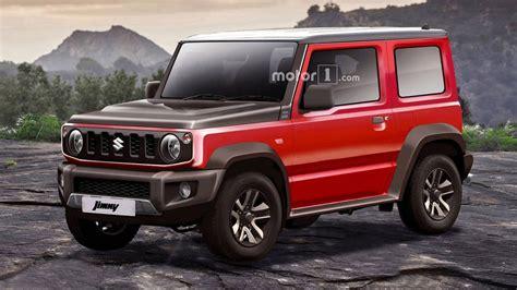 Suzuki 2019 : 2019 Suzuki Jimny Interior High Resolution Photos