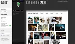 Building an online web design portfolio tools themes for Cargo collective templates