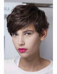 Coiffure Cheveux Court : coupe courte floue hiver 215 les plus belles coupes ~ Melissatoandfro.com Idées de Décoration