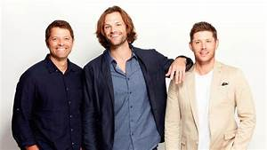 The 'Supernat... Supernatural Cast
