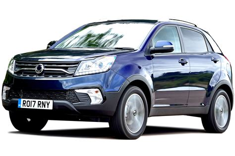 ssangyong korando suv  review carbuyer