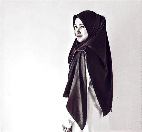 hijab art girl nusagates