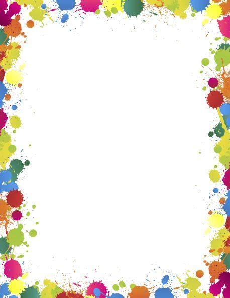 celebration clipart frame pencil   color