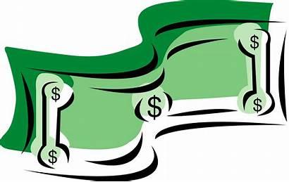 Dollar Half Clipart Bill Clip Money Clipartpanda