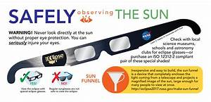 What you can do to prepare for today's solar eclipse | The ...