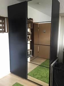 Ikea Schränke Pax : ikea pax schrank mit verspiegelten schiebet ren in landau schr nke sonstige schlafzimmerm bel ~ Buech-reservation.com Haus und Dekorationen