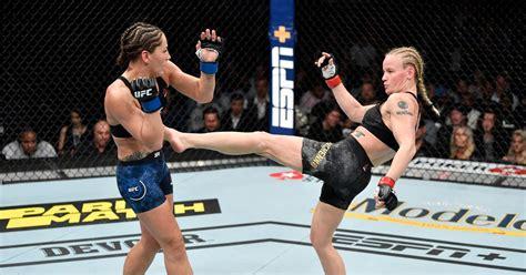 Shevchenko takes title fight to ground vs. UFC Fight Night 156 card: Valentina Shevchenko vs Liz ...