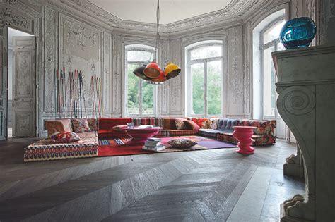 mah jong modular sofa bohemian living room roche bobois mah jong modular sofa