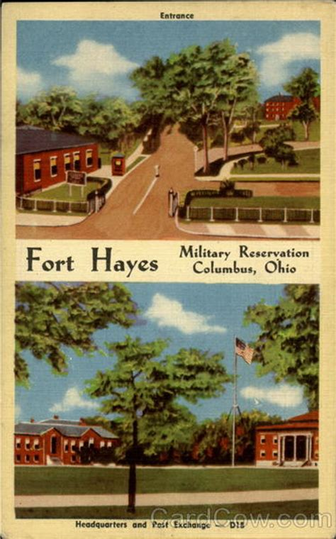 fort hayes columbus