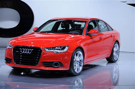 Audi A6 Offers by 2012 Audi A6 To Offer High Mpg Hybrid Clean Diesel Models