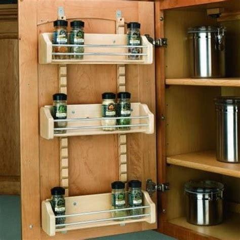 Inside Cupboard Spice Rack by Spice Rack On Inside Of Cabinet Door Organization