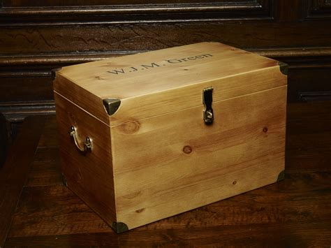 Custom Made Wooden Tuck Boxes For Boarding School