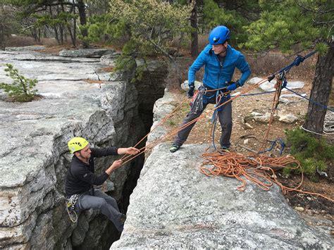 Rock Climbing The Gunks Adirondacks Mountain Skills