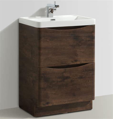 bali chestnut mm  standing vanity unit  basin