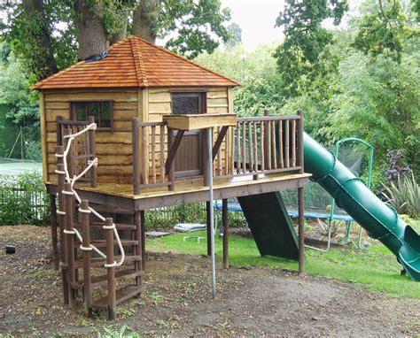 Custom Tree House Accessories-options For Kids Tree Houses