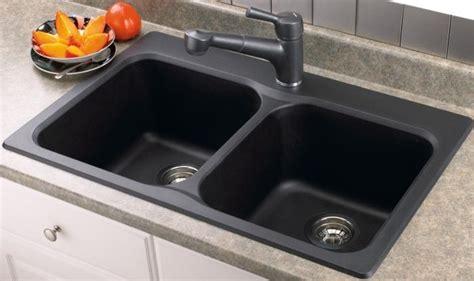kitchen inspiring black kitchen sink lowes kraus kgd