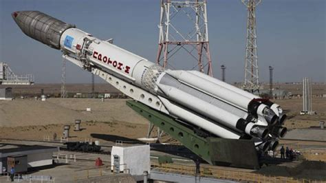 Russian Rocket Fails To Put Two Satellites In Orbit