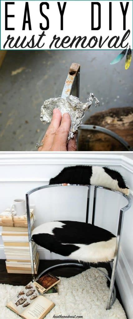 rust remove diy removal must heatherednest decrease aka